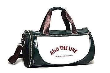 Quanjie Bolsa de Deporte de Gimnasio Multifuncional Bolsas de Viaje  Impermeable Bolsos Deportivos Duradero Travel Duffle Bag para Hombre y  Mujere Con ... 45d7d2981540a