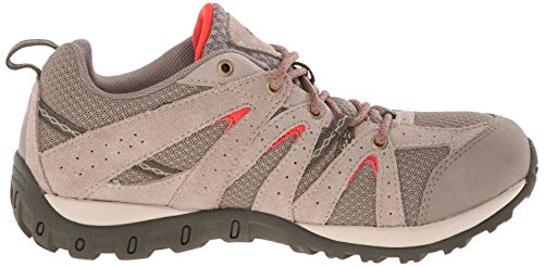 Columbia Poppy Grand Shoe Red Trail Women's Pebble Canyon UUxz4w