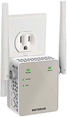 NETGEAR N300 WiFi Range Extender (Certified Refurbished)