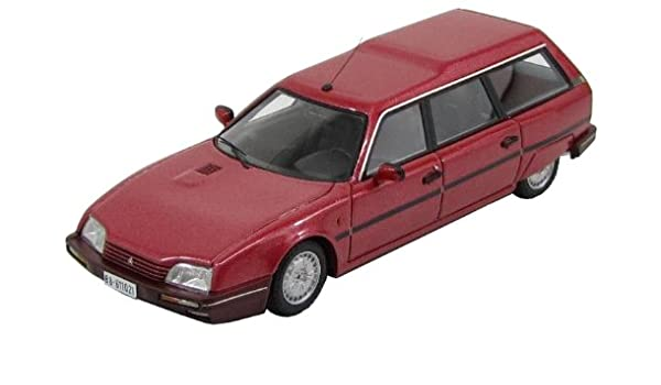 KESS 1/43 Citroen CX25 TRD Turbo 2 break 1987 M Red (japan import): Amazon.es: Juguetes y juegos