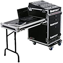 Odyssey Cases FZ1316WDLX New Ata Combo Rack DJ Pro Audio Case W/ 16 X 13 Space (Renewed)