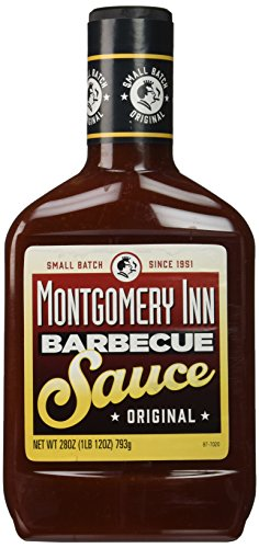 Montgomery Inn Barbecue Sauce 28 ounces (2 - Sauce Kings Bbq