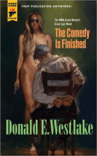 Image result for donald westlake the comedy is finished amazon