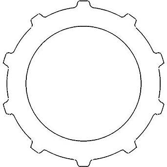 Amazon L64752 New Pto Clutch Plate For John Deere Tractor 2155. L64752 New Pto Clutch Plate For John Deere Tractor 2155 2355 2555 2755 2955. John Deere. John Deere 4610 Pto Shaft Diagram At Scoala.co