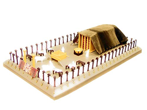 (Tabernacle Model Kit - teaching and learning resource - old testament - God's)