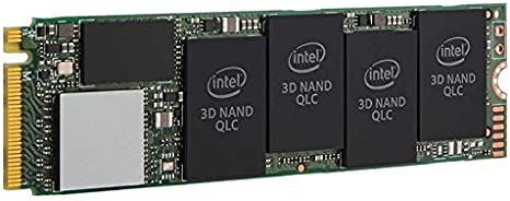 INTEL SSD 660P Series (1.0TB, M.2 80MM PCIE 3.0 X4, 3D2, QLC ...