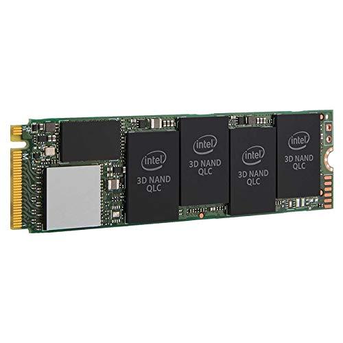 Intel SSD 660p Series 1.0 TB, M.2 80 mm PCIe 3.0 x 4, 3D2, QLC