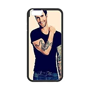Custom High Quality WUCHAOGUI Phone case Singer Adam Levine Protective Case For Apple Iphone 6,4.7