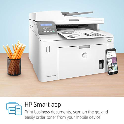 HP Laserjet Pro M148dw All-in-One Wireless Monochrome Laser - Import