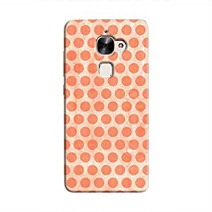Cover It Up - Pink Polka Le 2 Hard Case