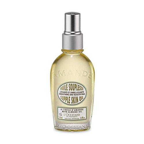 L'Occitane Almond Supple Skin Oil, 3.4 fl. oz.
