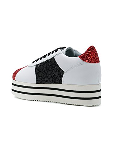 Cf1932 Ferragni Bianco Pelle Sneakers Donna Chiara t6dxwaqTT