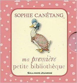 Ma Premiere Petite Bibliotheque Sophie Canetang Beatrix Potter De 2 A 4 Ans Amazon Fr Potter Beatrix Livres