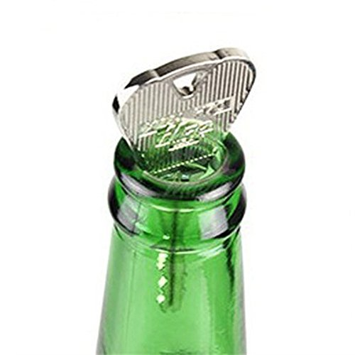 Price comparison product image Wintefei Folding Deformation Key Through Bottle/Ring Magic Trick Props Tool Joke Toy