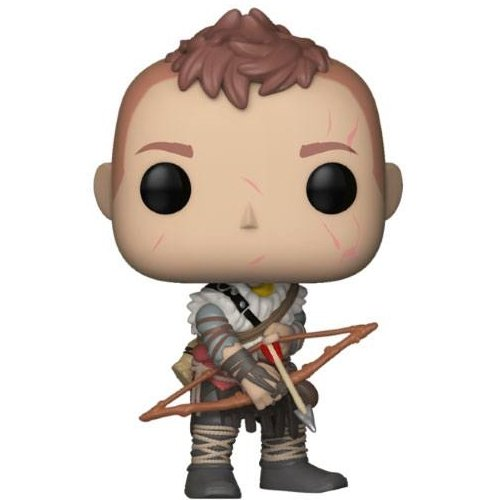 Funko Pop Games: God of War-Atreus Collectible Figure by Funko