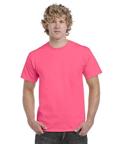 Gildan 5.3oz Heavy Cotton Short Sleeve T-Shirt - 5000 M,