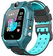 Relógio Inteligente para Meninas com GPS para Meninos e Meninos com Relógio de Alarme de Chamadas SOS da Beaco