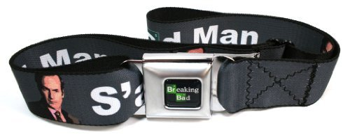 Breaking Bad S'All Good Man Seatbelt Belt