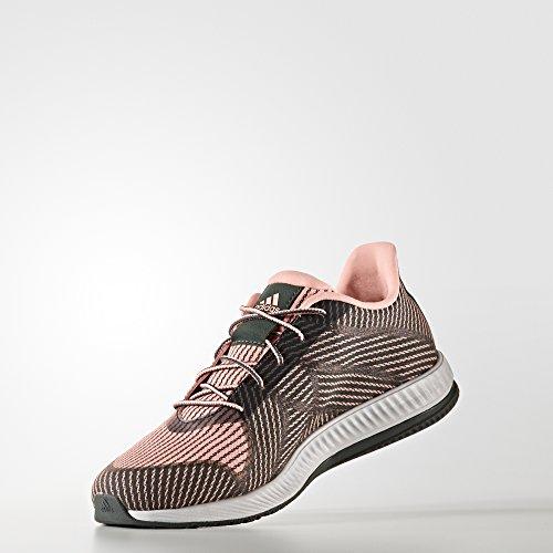 Adidas Gymbreaker B, Scarpe da Ginnastica Donna, Rosa (Corneb/Hieuti/Corneb), 40 EU