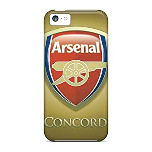 Iphone 5c PJy15716Soba Support Personal Customs Trendy Arsenal Fc Pictures Best Hard Cell-phone Cases -KerryParsons