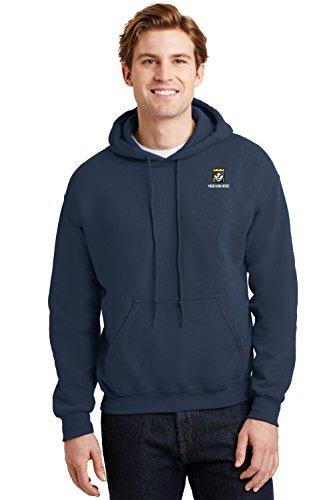 Custom Embroidered Gildan Heavy Blend Pullover Hooded Sweatshirts - Pack Of 5