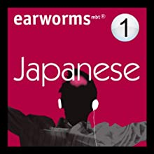 Rapid Japanese: Volume 1 Audiobook by Earworms Learning Narrated by Marlon Lodge