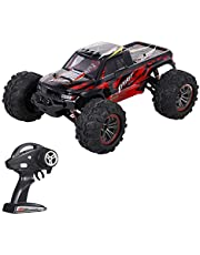 Mainstayae X-04 1:10 RC Car RC Truck 4WD 2.4GHz Off Road RC Trucks 18 Minutes 45km/h High-Speed Vehicle Remote Control Car for Kids Adults