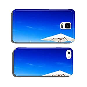 Deck Chair on the Trapical Beach cell phone cover case Samsung S6