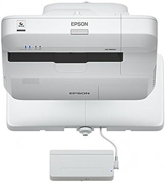 Epson EB-1460Ui - Proyector (4400 lúmenes ANSI, 3LCD, WUXGA ...