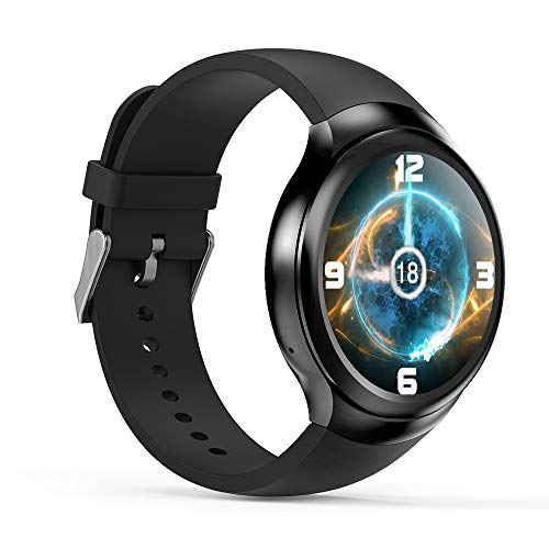 (Android 5.1 Smart Watch 1GB + 16GB Heart Rate Monitor Mobile Positioning Multi-Function Outdoor Birthday Gift)