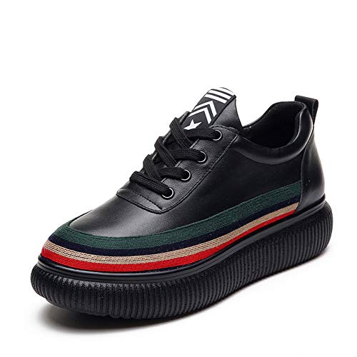 Colors Assorted Shoes Walking 1TO9 MMS06115 Travel Comfort Urethane Womens Black xfqwCRBTn4