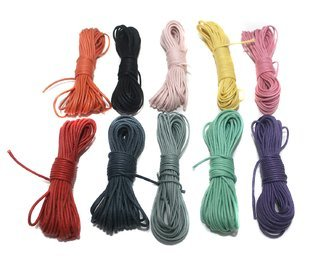 Kalanjium Handicrafts Multicolor Threads For Jewellery Making
