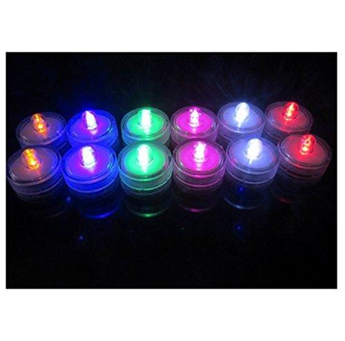 100 Bulb Multi Color Miniature Led Christmas Light Set - 8