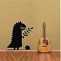 Cute Cartoon DIY Dinosaur Home Decals Mural Art Poster Vinyl Parquet Furniture with Decorative Wall Window Decoration Vinyl Wall Sticker Living Room Bedroom