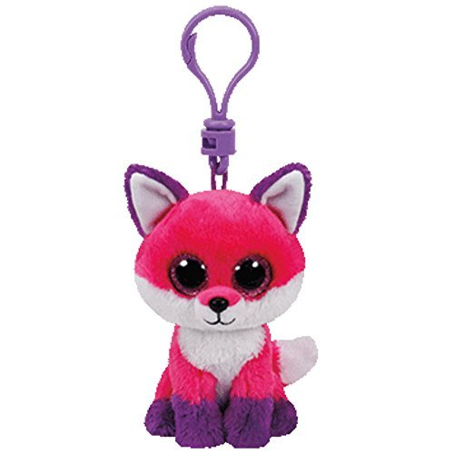 Ty Beanie Boos Joey - Fox Clip (Claire's Exclusive)