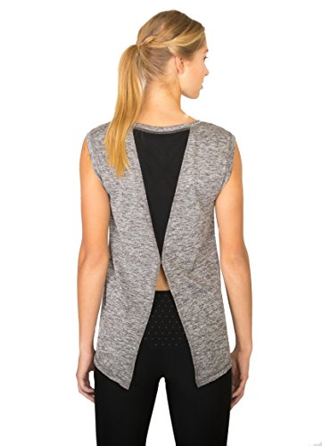 RBX Active Womens Muscle Charcoal product image