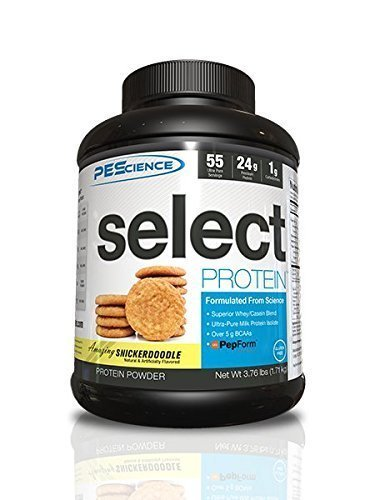 PEScience Select Protein, Snickerdoodle, 4lb
