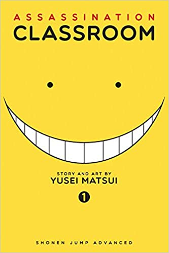 assassination classroom manga volume 1 ile ilgili görsel sonucu