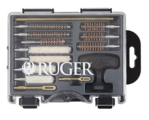 Allen Company Ruger Compact Handgun, Pistol, Gun Cleaning Kit (15 Piece Kit)