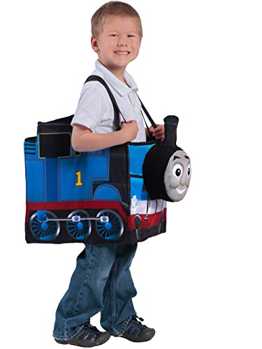 (Princess Paradise Thomas The Tank Engine Ride-in Train Costume, Blue,)