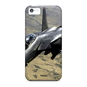 New Arrival Case Specially Design For Iphone 5c (air Force F 15e Strike Eagle Aircraft)