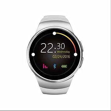 GPS reloj inteligente al aire libre, pantalla HD Protector de apoyo, monitor de frecuencia cardíaca reloj ...