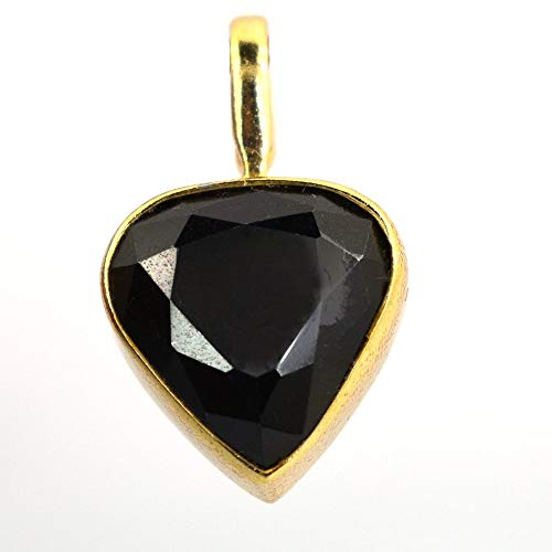 skyjewels 2.05 Cts Pear Shape Black Diamond
