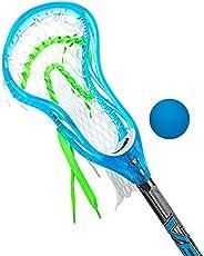 Franklin Sports Mini Pro Style Venom Lacrosse Stick & Ball Set -