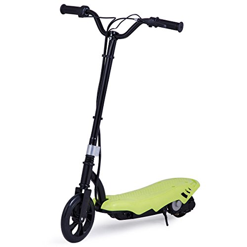 Costzon Electric Scooter, 24 Volt Motorized Scooter for Teens with Rechargeable Battery