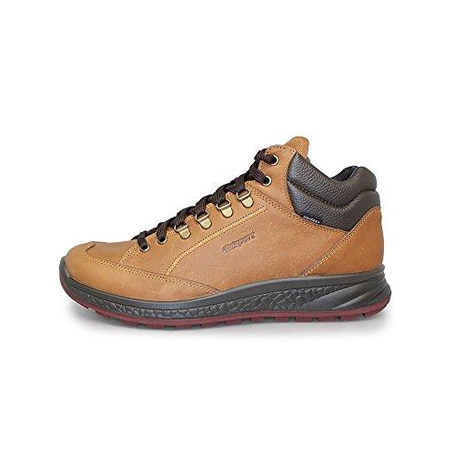 Grisport Kelso, Stivali da Escursionismo Alti Uomo Marrone (Brown)