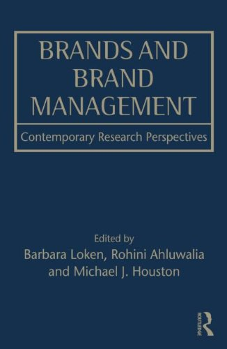 Brands and Brand Management: Contemporary Research Perspectives (Marketing and Consumer Psychology Series)