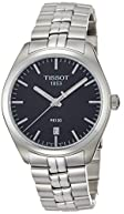 Tissot Men's 'PR 100' Swiss Quartz Stainless Steel Casual Watch, Color:Silver-Toned (Model: T1014101105100)
