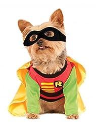 DC Comics Teen Titans Pet Costume, Medium, Robin