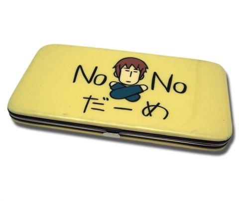 (Great Eastern Entertainment Haruhi-Chan No Dame Hinge Wallet)